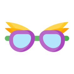 See more icon inspiration related to eyeglasses, accessory, protection, fashion, sunglasses and on Flaticon.