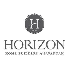 Horizon Home Builders of Savannah — Joshua Andrew Davies #mark #branding #georgia #joshua #design #graphic #davies #home #behance #identity #logofolio #builders #logo #horizon #savannah #andrew