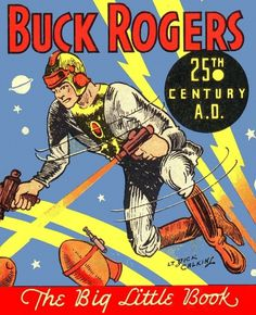 All sizes | Buck Rogers | Flickr - Photo Sharing! #fi #sci #comic #buck #rogers #vintage