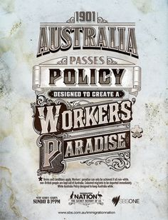 By Like Minded Studio | Flickr - Photo Sharing! #australia #poster
