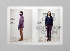Cesium-137 on the Behance Network #fashion #catalogue