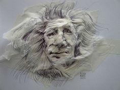 Victor Nunes - Faces #nunes #victor #face #art #artist