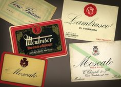 Now Reading | The Allure of Scripts - NYTimes.com #labels #script #1950 #wine #heller #vintage #typography