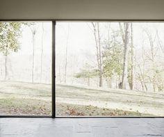 Marc Foxx - Artists - LUISA LAMBRI - series: Untitled (Hooper House II) #interiors #architecture #windows