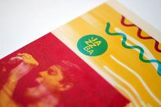 JAZZBA - Festival de Jazz on the Behance Network #flyer #festival #jazzba #poster