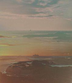 Pale Grain #limited #sweden #edition #west #gteborg #print #landscape #image #poster #sunset