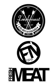 Freshmeat Skateboards 2012 #logo #skateboads
