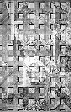 Franco Purini – Elevation #urban