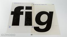 Six Beautiful Artifacts From the Dawn of Digital Typography #design #unica #typography