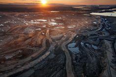candian oil sands 615.jpg (615×410) #tar #alberta #sands #pollution #oil