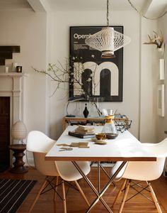 Pat Bates - Marcus Hay #interior #furniture #design #eames