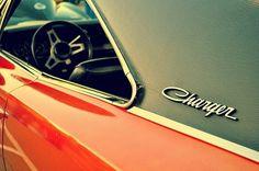 Chromeography: chrome badges, emblems, logos on cars, cameras, appliances