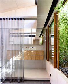Innovative and Located in Australia Elwood House - interior design, interior, #decor, home decor, home #design, #interiordesign #bathroom