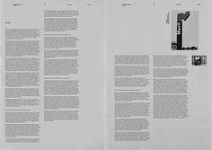 NEWWORK MAGAZINE, Issue 3 on Behance #design #editorial
