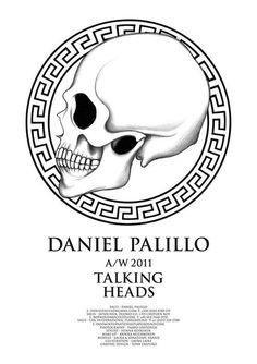 Daniel Palillo | Erapuro #aw #palillo #2011 #look #book #laura #laine #poster #daniel