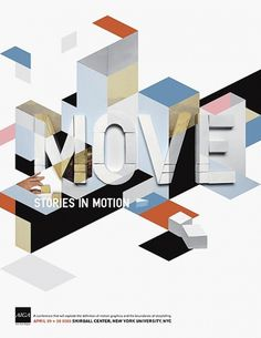 Move Conference Identity — AIGA:NY → Labour