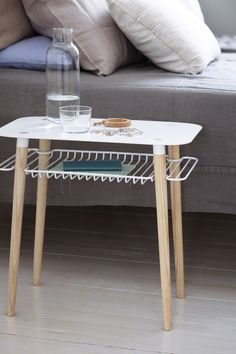 Beside by Studio Vision #side #design #furniture #minimalist #table
