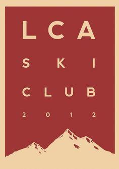 Flickr: alexmichalko2011's Photostream #mountains #poster #typography
