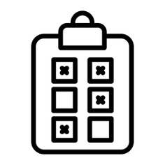 See more icon inspiration related to checklist, shopping list, files and folders, business and finance, commerce and shopping, check mark, checking, list, interface and paper on Flaticon.