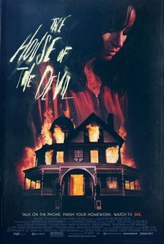 The House of the Devil Poster - Internet Movie Poster Awards Gallery #poster