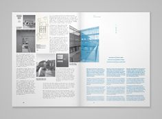 MagSpreads Editorial Design and Magazine Layout Inspiration: Quaderns Architecture magazine