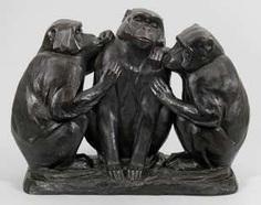 Anonymous Animal Sculptor