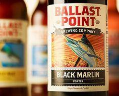 Ballast Point Bottles #point #bottles #ballast