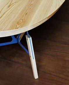 Stammtisch Table by Alfredo Häberli
