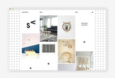Susanna Vento by Werklig #web design #website