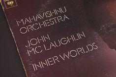 "Mahavishnu Orchestra ""Inner Worlds"" Cover | Typophonic #type"
