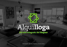 Alquilloga #alquilloga #identity #logo