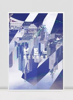 Neue on the Behance Network #poster