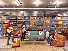 Dropbox Headquarters in San Francisco / Rapt Studio