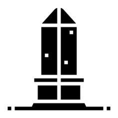 See more icon inspiration related to monument, cultures, architecture and city, obelisk, architectonic, europe, france, paris, buildings, monuments and building on Flaticon.