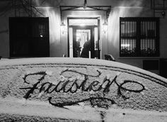 snow_script_faust_ny_08 #handwriting #snow #typography