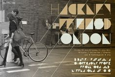 miscellaneous : ledezign #hackney #visual #london #flyer #identity #wicked #typography