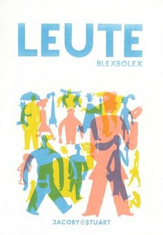 Blexbolex, Illustrator. Good. | Allan Peters #illustration #color #blexbolex