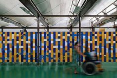 © Nelson Kon #brasil #lelé #architecture #hospital