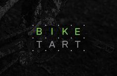 Bike Tart — Tristan Palmer — Graphic Design #tart #palmer #design #graphic #bike #tristan