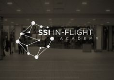 SSI Servair Solution Academy #constellation #flight #space #airline #points #photography #identity #logo