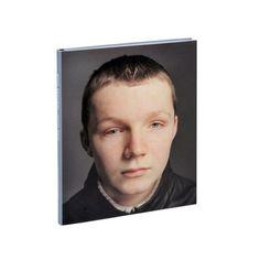 Koos Breukel. Faire Face - The Best Dutch Book Designs #dutch #photography #boko #portrait