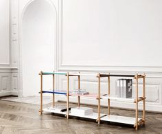 HAY #object #furniture #shelf #hay