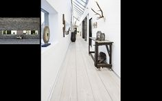 Dinesen Wood Floors Inspiration for wood flooring #rooflights #flooring