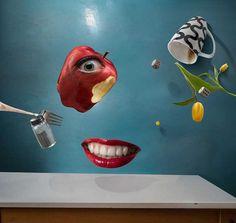 Photographic Empiricism: Surreal Photo Manipulations by Mikhail Batrak