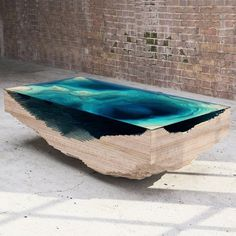 The Abyss Table by Duffy London #tech #flow #gadget #gift #ideas #cool