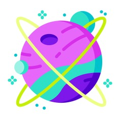 See more icon inspiration related to planet, space, earth, miscellaneous, planet earth, solar system, astronomy, universe, galaxy, planets and nature on Flaticon.
