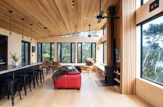 Holiday Home for a Family of Four on Kawau Island