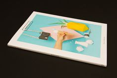 MASTER APPLICATION on Behance #print #publication