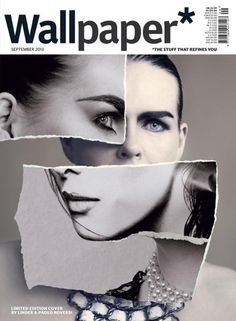 Wallpaper (London, UK) #magazine #cover