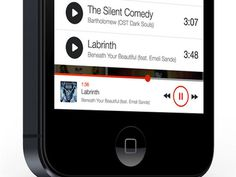 Stereo Hunters. iPhone Music App Shot 4